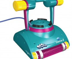 Робот для чистки дна и стенок Dolphin Dana 2 - фото 4377