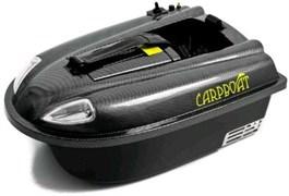 Прикормочный кораблик Carpboat Mini Carbon 2,4GHz