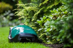 Робот-газонокосилка Robomow RC304 - фото 4105