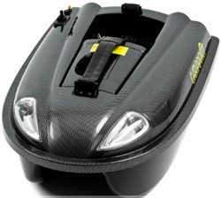 Прикормочный кораблик Carpboat Mini Carbon 2,4GHz - фото 4639