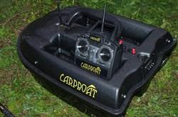 Прикормочный кораблик Carpboat Carbon 2,4GHz - фото 4653