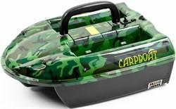 Прикормочный кораблик Carpboat Camo 2,4GHz - фото 4655