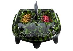 Прикормочный кораблик Carpboat Camo 2,4GHz - фото 4658