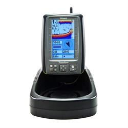 Беспроводной эхолот Fish-finder TF-640 GPS+COMPASS - фото 4762