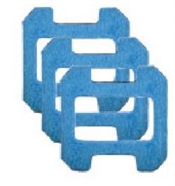 Чистящие салфетки Hobot-268 синие - фото 5105
