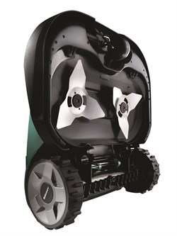Робот-газонокосилка Robomow RS615 - фото 5118
