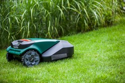 Робот-газонокосилка Robomow RS615 - фото 5122