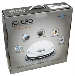Робот-пылесос iClebo Omega White - фото 5252