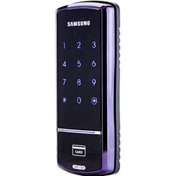 Накладной электронный замок Samsung SHS-1321 XAK/EN - фото 5784