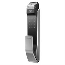 Врезной биометрический электронный замок Samsung SHS-P718 - фото 5806