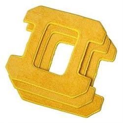 Чистящие салфетки hobot-268 желтые - фото 6086