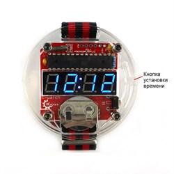 Набор для сборки наручных DIY часов NM5040box - фото 6258