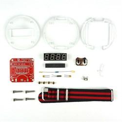 Набор для сборки наручных DIY часов NM5040box - фото 6260