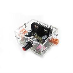 Набор NM2037Sbox для сборки стереоусилителя НЧ (2.0) в корпусе - фото 6280