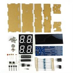 Набор для сборки настольных DIY часов NM7039box - фото 6430