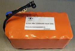 Аккумулятор Li-ion 48v 5,3Ah - фото 6894