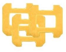Чистящие салфетки hobot-268 желтые