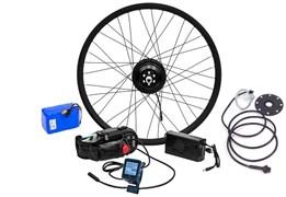 Велоракета 350Вт (пер. колесо) с PAS и дисплеем