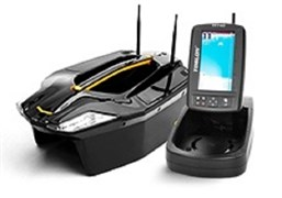 Кораблик Carpboat Toslon Xboat 730 и эхолот Fish finder TF740-Комплект