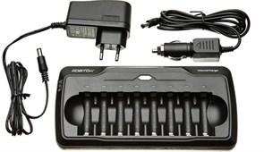 Зарядное устройство Volumecharger до 8 каналов NI-CD/NI-MH