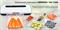 Вакуумный упаковщик LINNBERG VAC 5200 - фото 7187